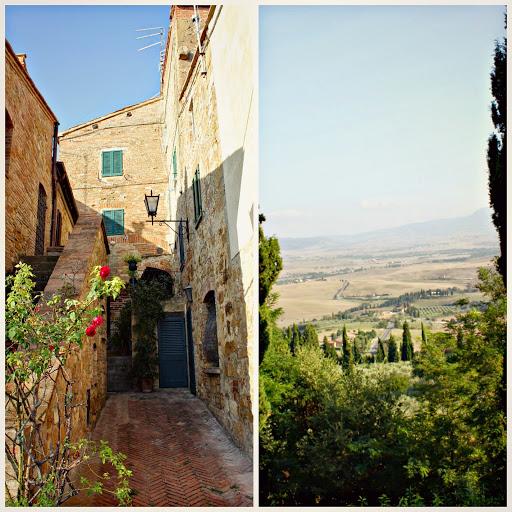 Il cuore della Toscana, Pienza