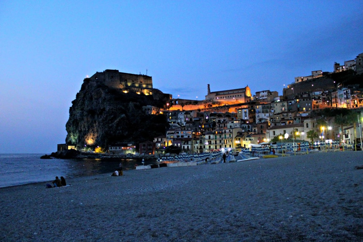 Estate 2015: La CALABRIA in camper - Scilla