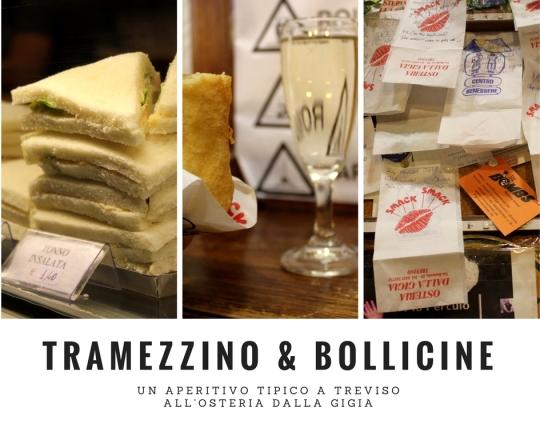 TRAMEZZINO & BOLLICINE